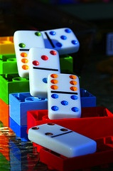 """Domino Theory"" by John Morgan"